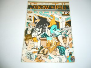 Justin Green's Show + Tell Comics #1 VG (1st) print mint underground comix
