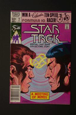 Star Trek: The Motion Picture #18 February 1982