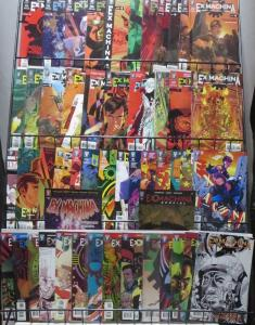 Ex Machina (Wildstorm 2004) #2-45,47-50  Brian K. Vaughn Powered Fanboy! VF/+
