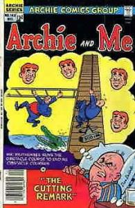 Archie and Me #142 FN; Archie   save on shipping - details inside
