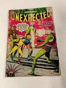 Tales Of The Unexpected 64 1.8 Good- Gd- Dc Silver Age Water Damage