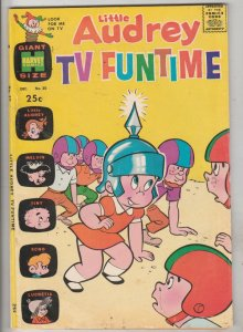 Little Audrey TV Funtime #30 (Dec-70) FN/VF Mid-High-Grade Little Audrey