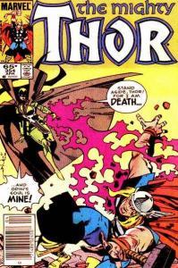 Thor (1966 series) #354, VF+ (Stock photo)