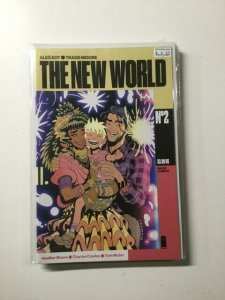 The New World #2 (2018) HPA