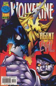 Marvel WOLVERINE (1988 Series) #112 VF