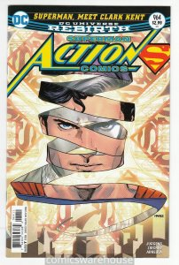 ACTION COMICS (1938 DC) #964 NM