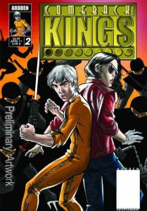 Comeback Kings #2 VF/NM; Ardden | save on shipping - details inside