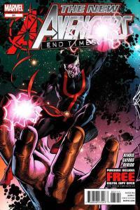 New Avengers (2010 series) #31, VF (Stock photo)