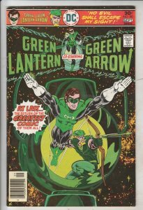 Green Lantern #90 (Aug-76) VF/NM High-Grade Green Lantern, Green Arrow