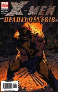 X-Men: Deadly Genesis #1B VF/NM; Marvel | save on shipping - details inside
