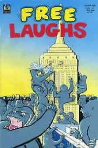 Free Laughs #1 FN; Deschaine | save on shipping - details inside