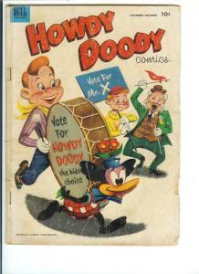 Howdy Doody #19 - Golden Age - Nov.-Dec. 1952 (Good)