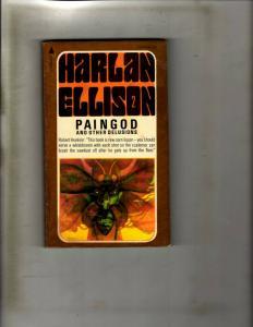 4 Pocket Books Paingod, Sgt. Pepper Band, Alias The Saint, Elvis By Goldman JL21