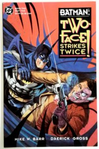 Batman Two Face Strikes Twice! Book #2 DC Comic TPB NM Near Mint Unread
