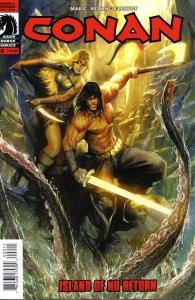 Conan: Island of No Return #2 VF/NM; Dark Horse   we combine shipping