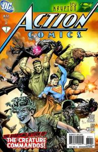 Action Comics #872 VF/NM; DC   save on shipping - details inside
