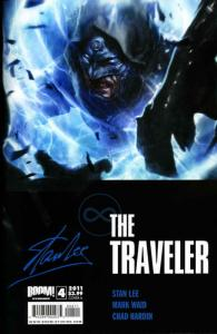 Traveler (Stan Lee's…), The #4A FN; Boom! | save on shipping - details inside