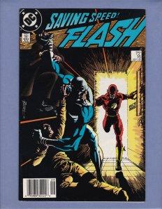 Flash #16 VF DC 1988