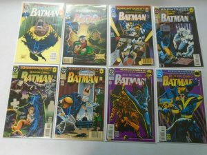 Detective Comics lot 48 different from #458-799 avg 6.0 FN (1993-2004)