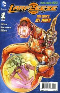 Larfleeze #1 VF/NM; DC   save on shipping - details inside
