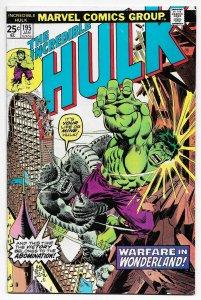 Incredible Hulk #195 | Abomination | MVS Intact (Marvel, 1976)