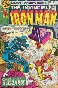 Iron Man (1st Series) #86 VF; Marvel | save on shipping - details inside