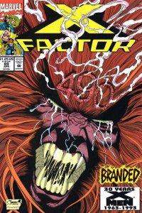 X-Factor (1986 series) #89, NM + (Stock photo)