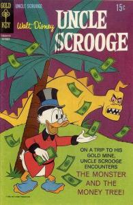 Uncle Scrooge #83, Fine- (Stock photo)