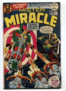 Mister Miracle #7 1972- DC Jack Kirby comic book VF+