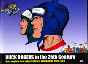 Buck Rogers In The 25th Century-Vol 1 1929-1930-Hardcover