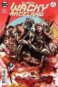 Wacky Raceland #2, NM + (Stock photo)