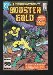 BOOSTER GOLD 1 VF- 7.5 or BETTER.$75.00 obo.