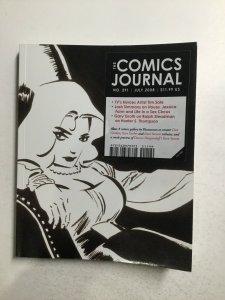 Comics Journal No.291 July 2008 Tpb Very Fine Vf 8.0 Nbm Publishing