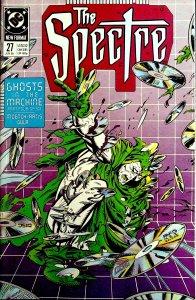 The Spectre #27 (1989)