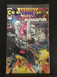 Armor #1 (1993) in original poly bag sealed