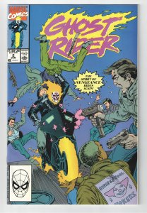 GHOST RIDER #2 +#28;BOTH 9.6-9.8NM 1st APP. BLACKOUT;MIDNIGHT SONS MOVIE TO COME
