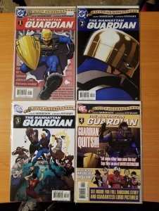 The Manhattan Guardian 1-4 Complete Set Run! ~ NEAR MINT NM ~ 2005 DC Comics