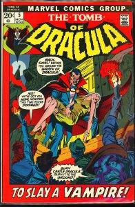 Tomb of Dracula #5 (1972)