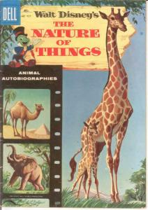 NATURE OF THINGS F.C. 727 VG 1956 COMICS BOOK