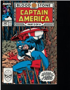 Captain America #358 (Marvel, 1989)