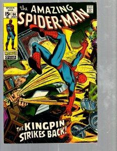Amazing Spider-Man # 84 VF/NM Marvel Comic Book MJ Vulture Goblin Scorpion TJ1