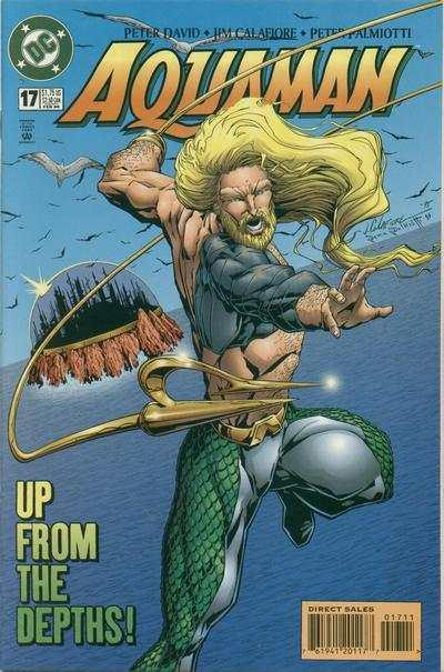 Aquaman (1994 series) #17, NM- (Stock photo)