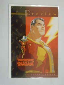 Power of Shazam Preview #1 6.0 FN (1993)