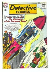 Detective Comics (1937 series) #321, Fine (Actual scan)