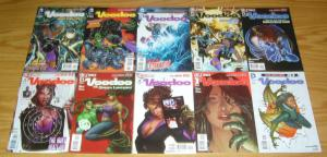 Voodoo #0 & 1-12 VF/NM complete series + zealot crossover - ron marz - (2nd)