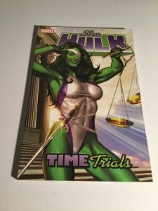 She-Hulk Vol 3 Time Trials Tpb Nm Near Mint Marvel Comics