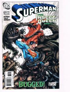 Superman # 671 DC Comic Books Hi-Res Scans Modern Age Awesome Issue WOW!!!!!! S6