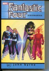 Fantastic Four: Visionaries-John Byrne-Vol 6-2006-PB-VG/FN