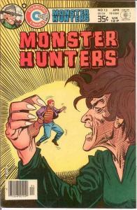 MONSTER HUNTERS (1975-1979 CH) 13 VF-NM Ditko cover,art COMICS BOOK
