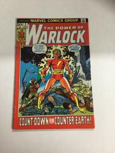 Warlock 2 The Power Of Fn Fine 6.0 Marvel